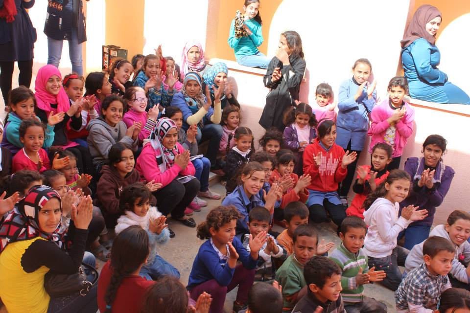 Helping the Children of Zaatari