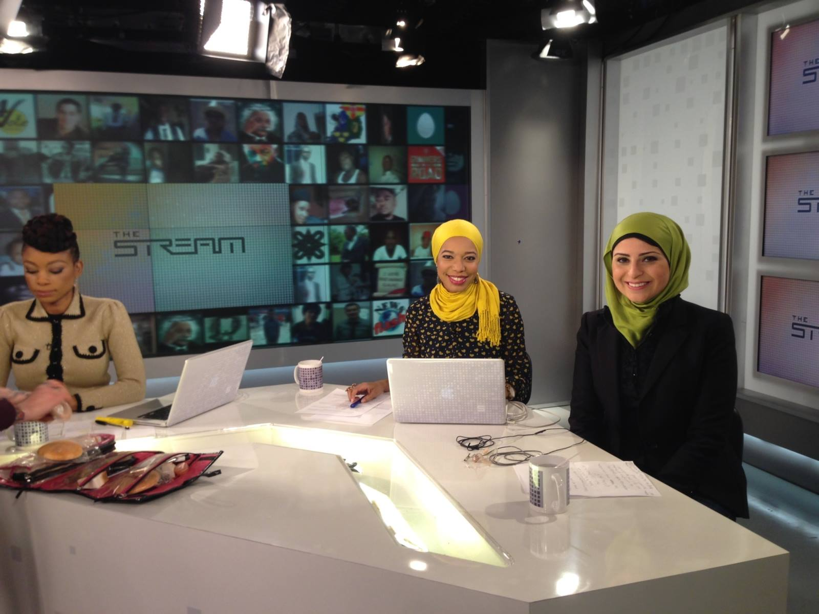 Co-Founder Jomana Qaddour on Al Jazeera Stream
